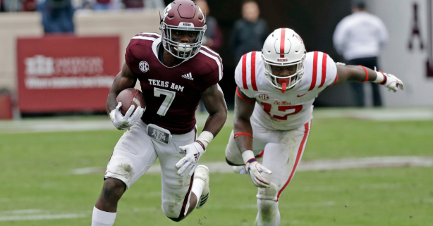 Texas A&M Spring Football: Who Takes Over at Running Back for the Aggies?