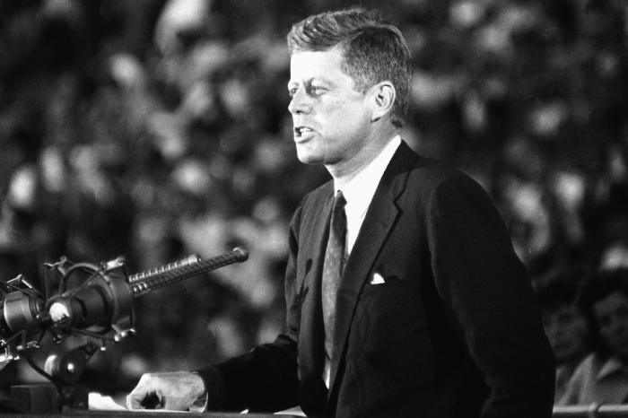 JFK's Moon Speech Included a Long-Forgotten Texas Football Rivalry
