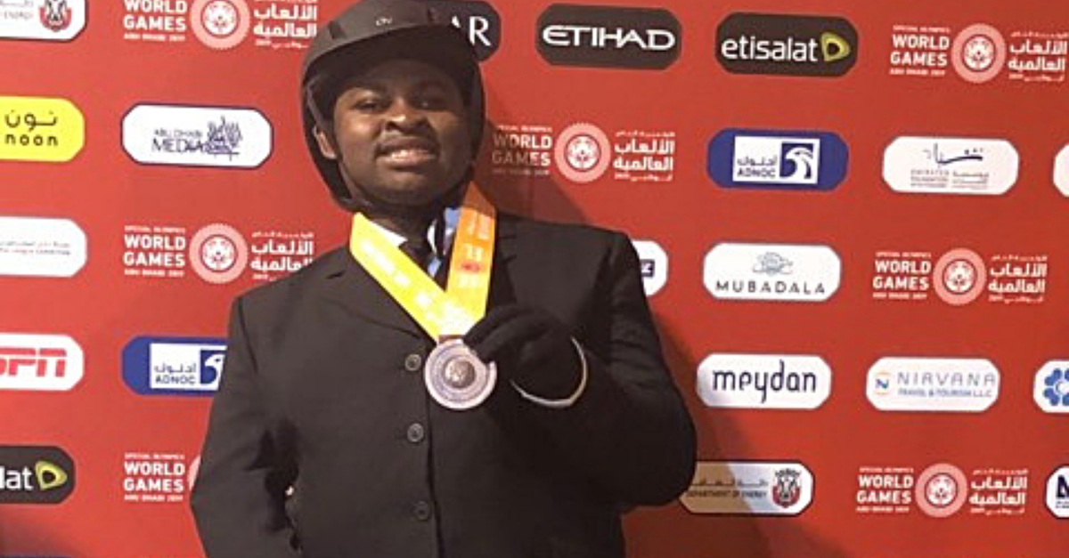 Alabama HS Senior Wins Gold at the Special Olympics World Games
