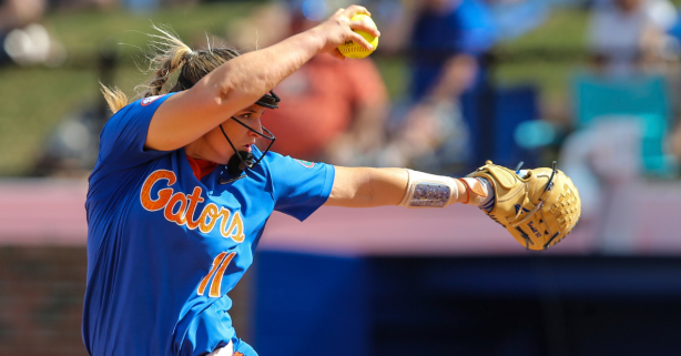 A Third National Title? Florida Softball's Chances Fall on 1 Pitcher