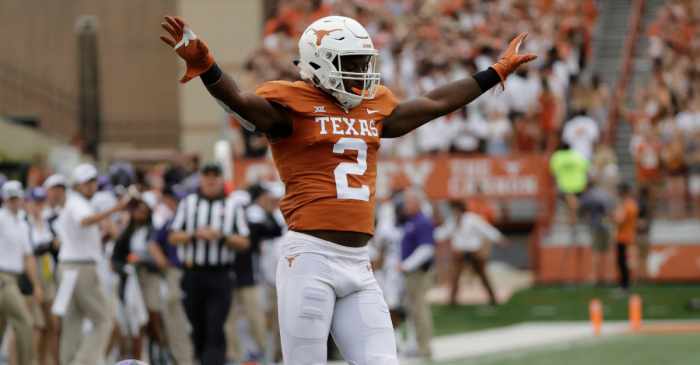 Former Texas Longhorns Star Was Asked By an NFL Team If He Has Two Testicles