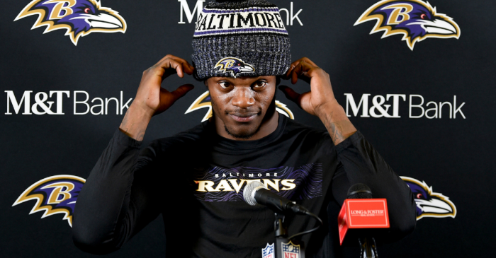 Lamar Jackson is the NFL's Most Unsafe Driver and It's Not Even Close