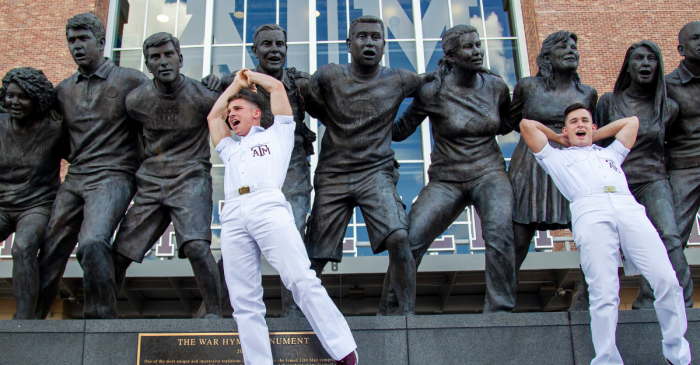 Midnight Yell: The Aggie Tradition Every Texan Needs to See