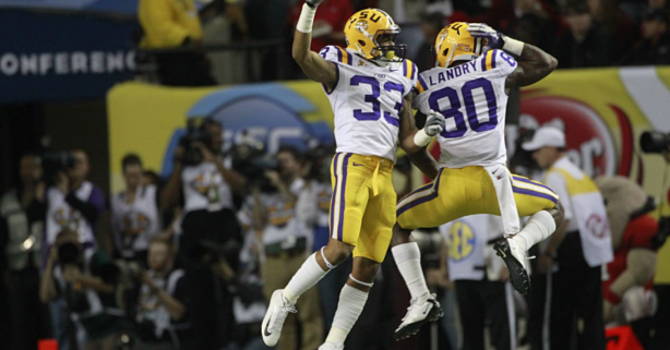 LSU Holds the Title 'Wide Receiver U' and The Facts are Obvious