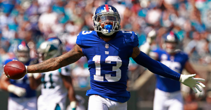 Thanks to Odell Beckham Jr., The Cleveland Browns are Serious Super Bowl Contenders