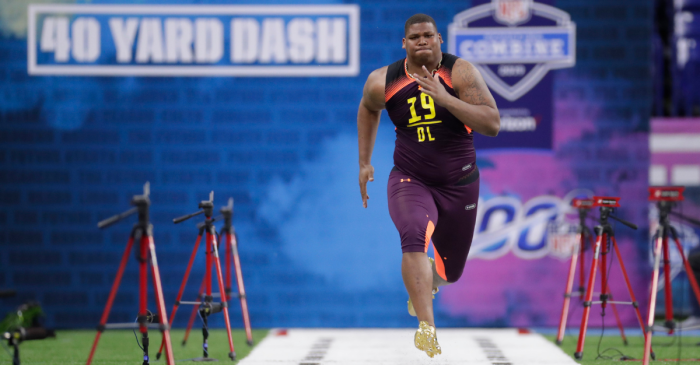 Alabama Lineman Ate Oreos for Breakfast, Then Showed Why He Should Be the No. 1 Pick