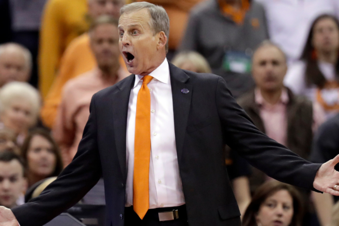 Does Rick Barnes Think the Vols Fouled Purdue? He Did… Until Now