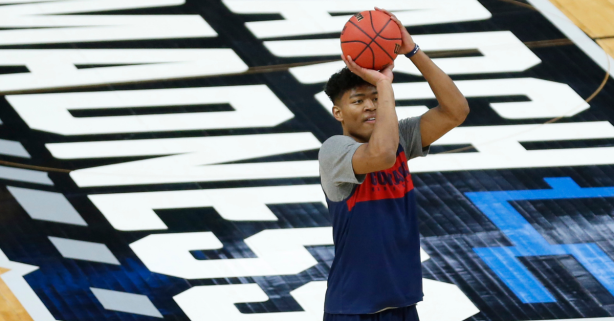 Meet Rui Hachimura: Gonzaga's Unstoppable Japanese Superstar
