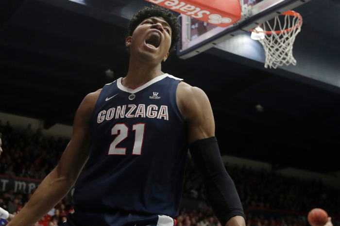 AP Top 25: Gonzaga Stays at No. 1, But the Madness Has Already Started