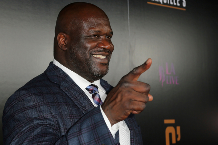 WATCH: It Somehow Only Took Shaq 5 Minutes to Pass His ACT