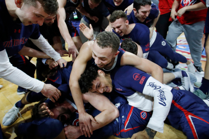 "No. 1 Gonzaga Upset by Saint Mary's: ""We Knew We Could Beat Them"""