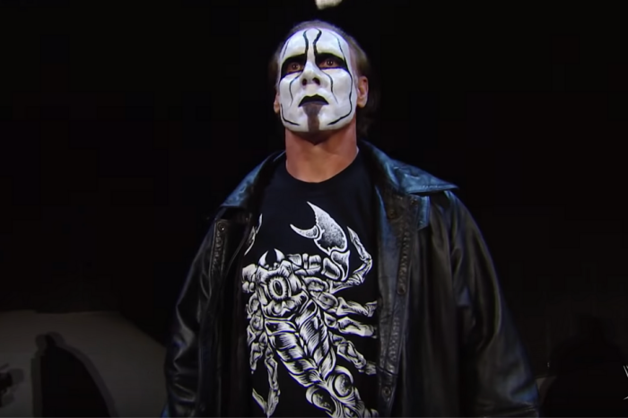 Sting Is My Favorite Wrestler Of All Time. Here's Why.