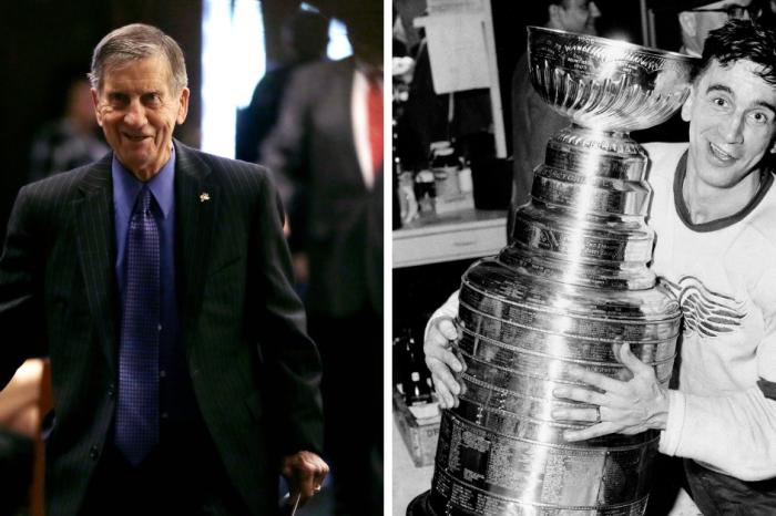 Ted Lindsay, NHL Pioneer and Detroit Red Wings Legend, Dies at 93