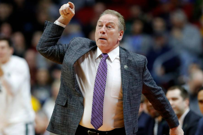 Tom Izzo Went After a Player and People are Losing Their Minds