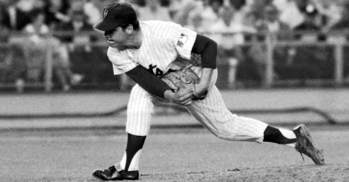 Hall of Fame Pitcher Tom Seaver Diagnosed with Dementia at 74