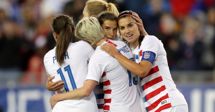 U.S. Women's Soccer Players Seek Equal Pay in Lawsuit Filed Prior to World Cup