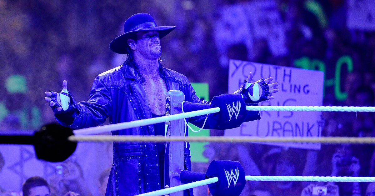 Undertaker, WrestleMania