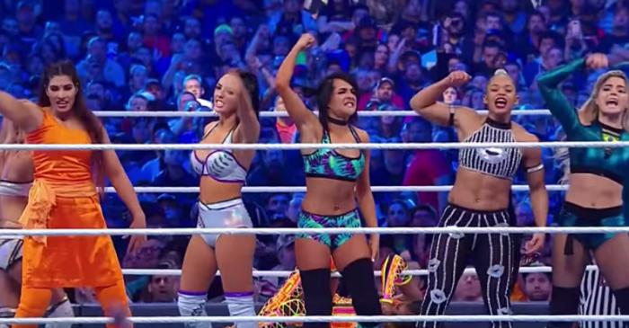 WWE Announces Second Annual WrestleMania Women's Battle Royal