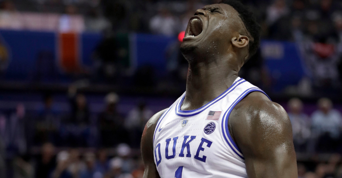 Zion Silences Critics, Explodes for Record-Setting Night in ACC Tournament