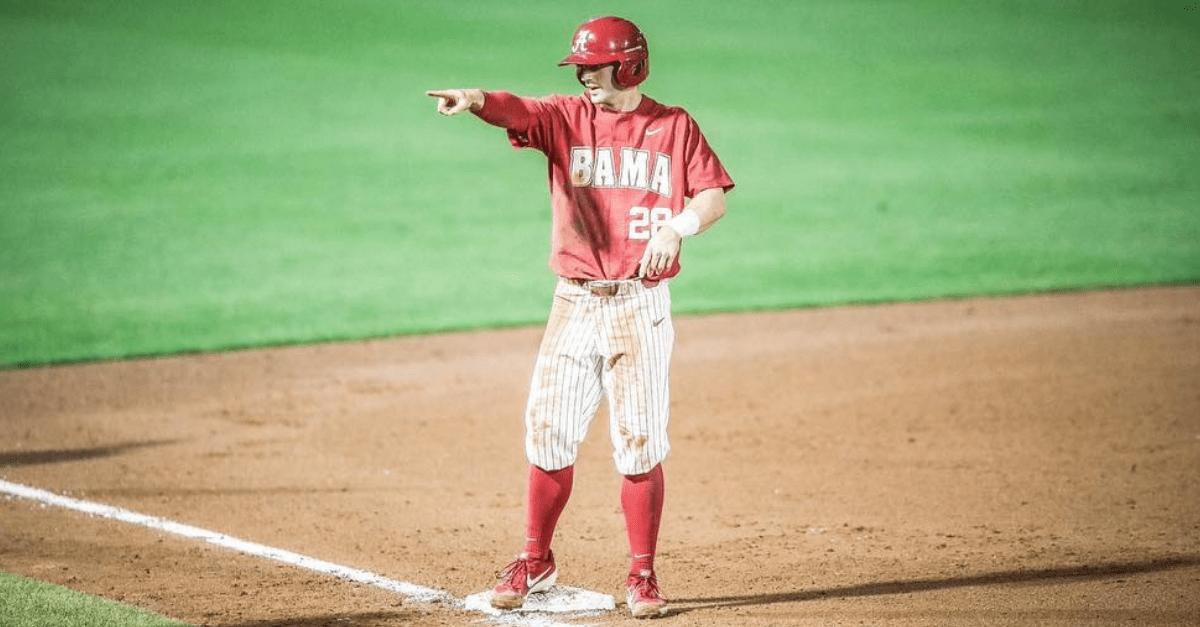 Alabama Baseball Has Huge, Record-Setting Night. Here's How It Happened.