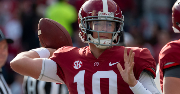 Alabama's Big Spring Question: Who Will Back Up Tua Tagovailoa?