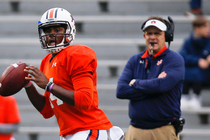 Breaking Down Auburn's QB Competition as 2019 Spring Game Approaches