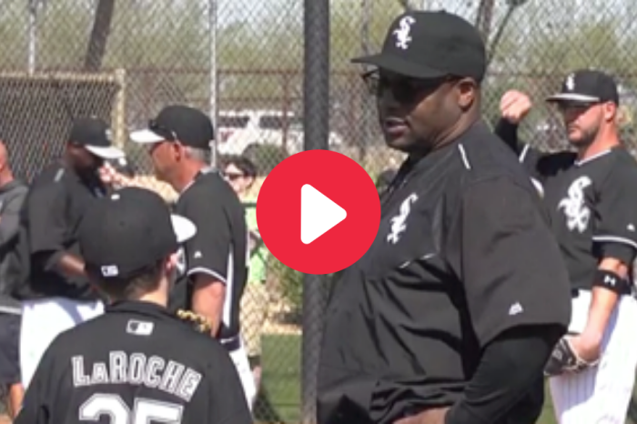 Bo Jackson Patiently Explains His Greatness to Young Kid