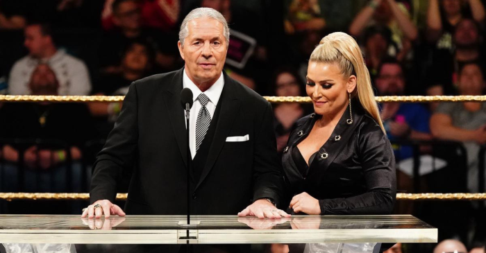 Bret Hart Attacked During WWE Hall of Fame Induction Speech