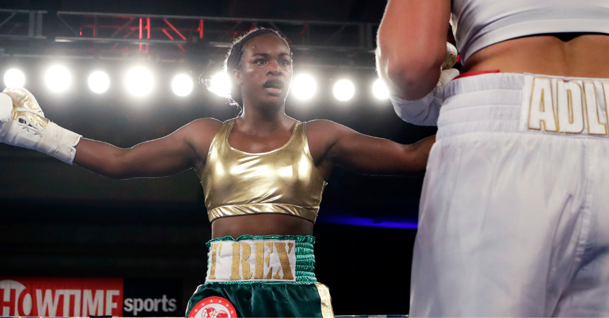 """I Beat Men Up All the Time"": Female Boxer Calls Out Top Male Fighters"