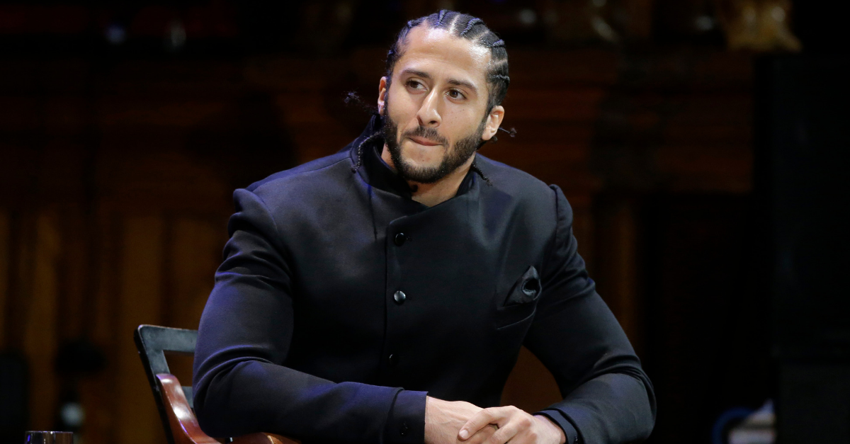 Colin Kaepernick Doll Hanging By Neck From Pickup Truck Remains Horrifying