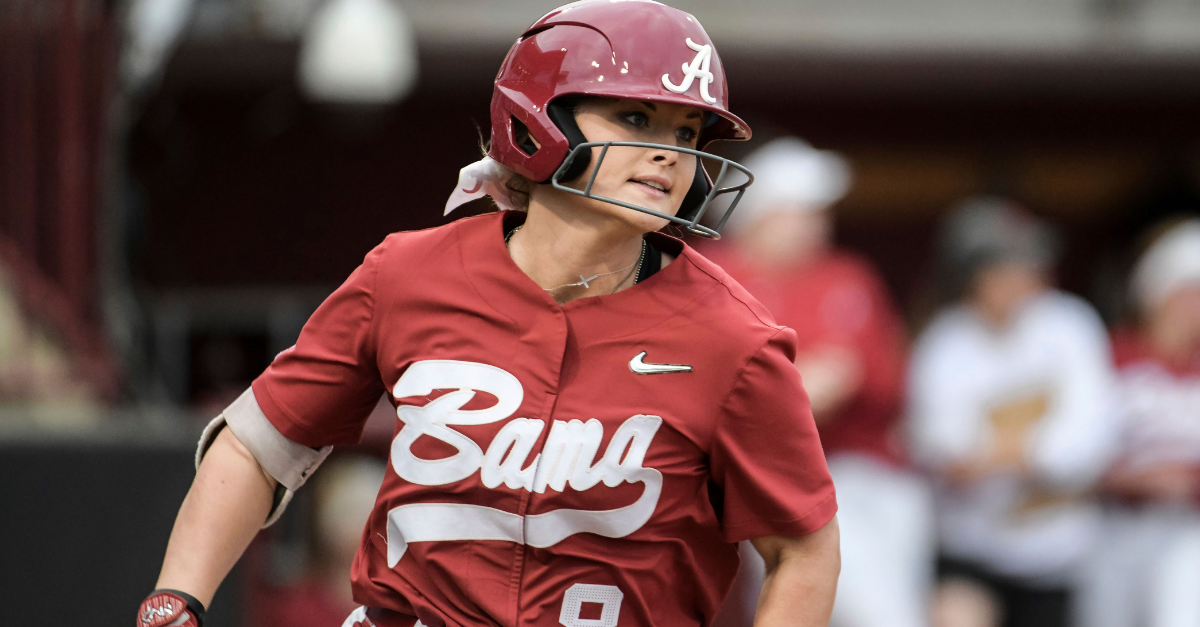 Alabama Loses Game 1 at WCWS, But They're Not Done Yet
