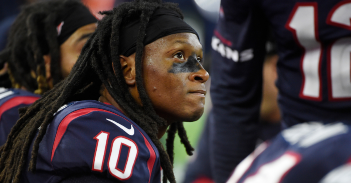 DeAndre Hopkins' Mom Subject of New Movie About Her Life, Vicious Attack