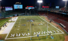 Fenway Park Football