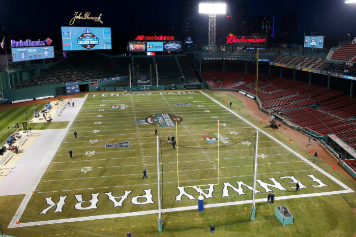 Bowl Games at Fenway Park? Another Terrible College Football Idea is Coming