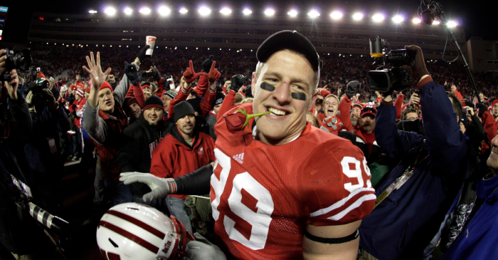 From 2-Star to Superstar: J.J. Watt's Football Career is a Story of Perseverance