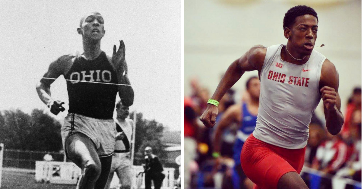 Jesse Owens' 80-Year-Old Record Finally Broken at Ohio State