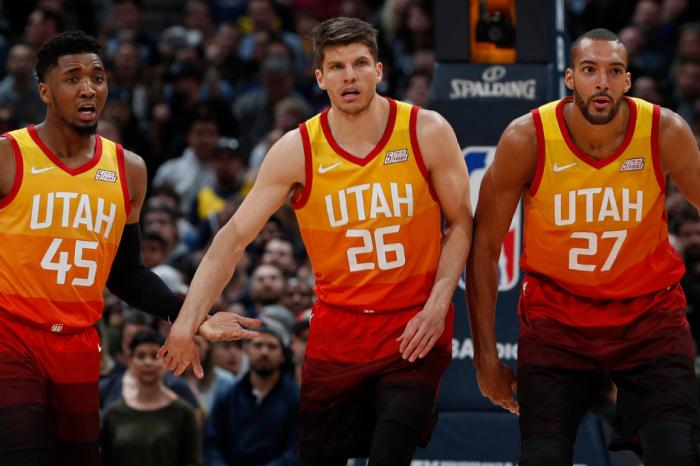 Utah Jazz's Kyle Korver on White Privilege in America in Recent Op-Ed