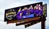 LSU Gymnastics Billboard