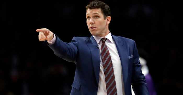 Ex-Lakers Coach Luke Walton Accused of Sexual Assault