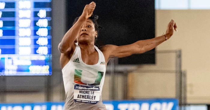 Meet Michelle Atherley: The Miami Track Star Everyone Should Know