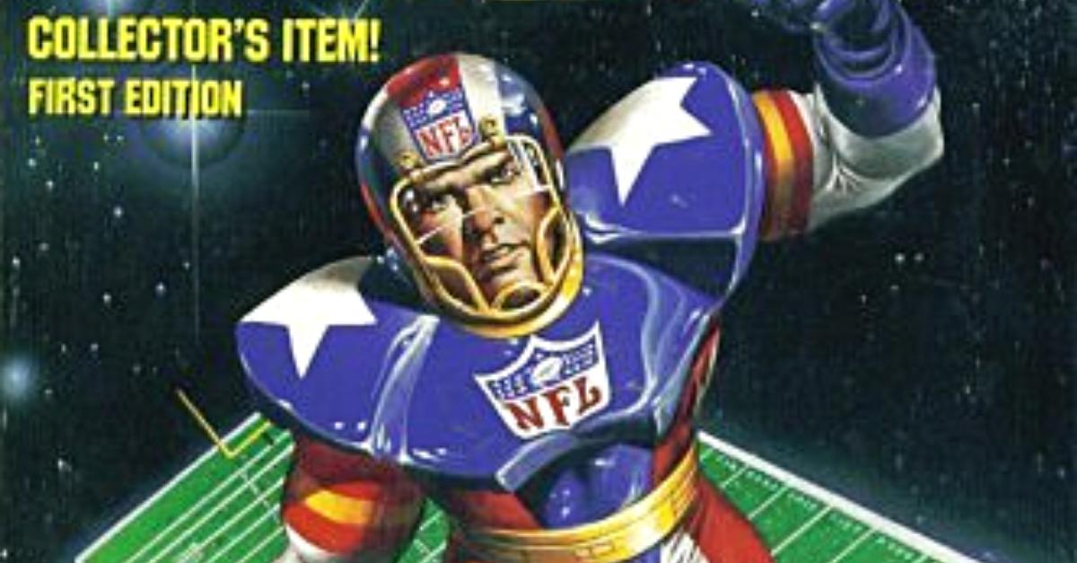"Ever Heard of ""NFL SuperPro""? Marvel Comics Hopes You Never Do"