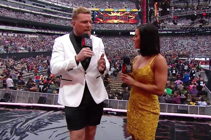 Pat McAfee's Tuxedo Shorts Almost Forced Him to Quit WWE