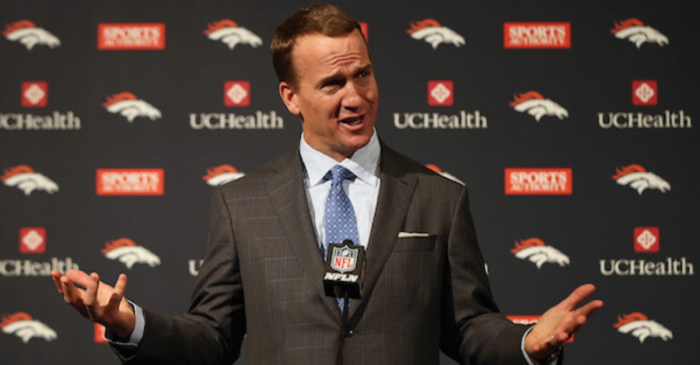 Peyton Manning Returns to TV with 30 Episodes Celebrating NFL's 100 Years