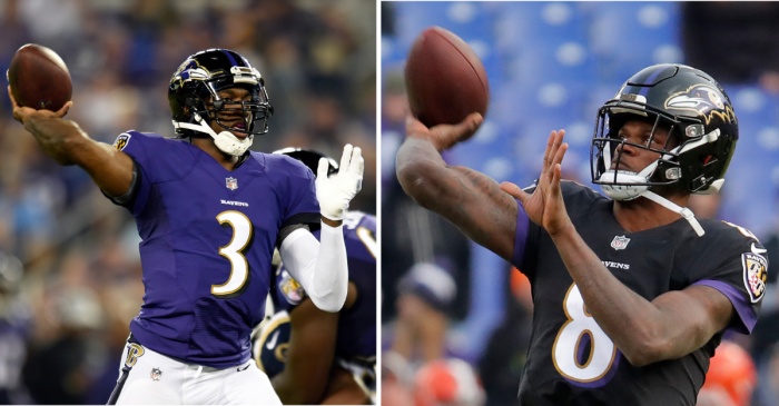 Who's the Better Quarterback in Baltimore? Lamar Jackson or RGIII?