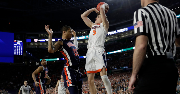Auburn's Historic Season Shouldn't Be Defined By 1 Last-Second Foul Call