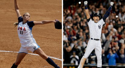 Softball vs Baseball