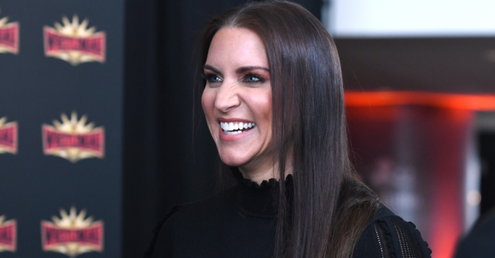 Exclusive: Stephanie McMahon's Favorite WWE Hall of Fame Speech Was…