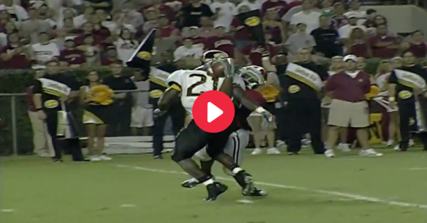 Tyrone Prothro's Behind-The-Back Catch, 15 Years Later