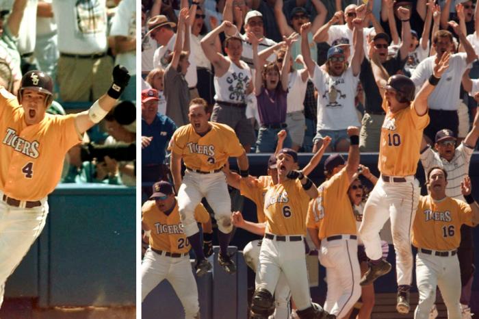 Warren Morris' Walk-Off is the Greatest HR in College Baseball History
