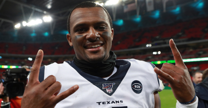 Deshaun Watson's Net Worth Skyrocketed After Massive $160 Million Extension
